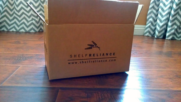 ThriveReview-ShelfRelianceBox| NaturallyMyDear.com